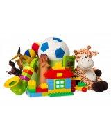 Rotaļlietas pēc vecuma
