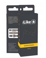 ILike Earphones IEA01WH White
