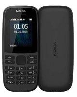 Nokia 105 2019 DS TA-1174 Black