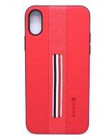 Evelatus Apple Iphone X Dazzel Red