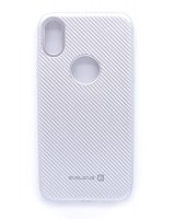 Evelatus Apple iPhone X Carbon Silver