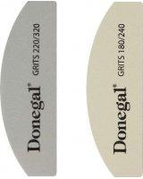 Donegal DONEGAL ZESTAW DO MANICURE - pilnik 180/240+polerka 220/320 (2080) 1op., 272080