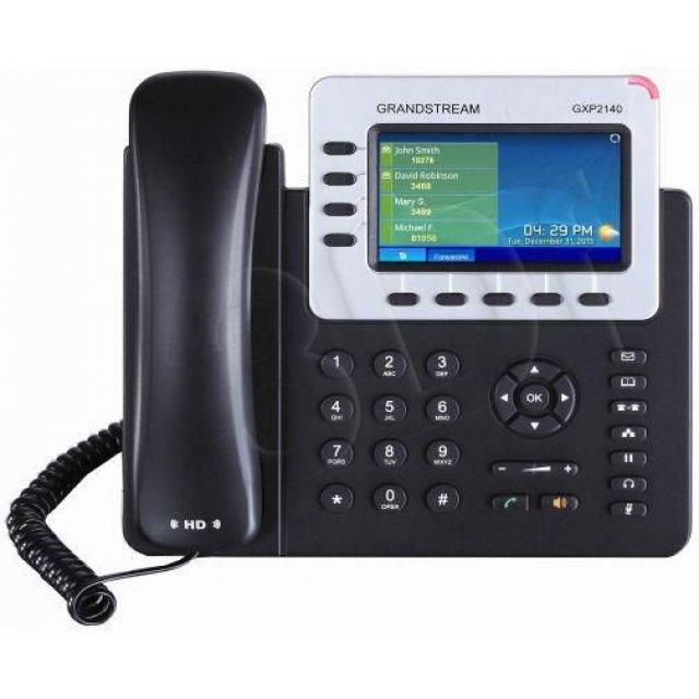 Telefon GrandStream TELEFON VOIP GXP 2140 HD, GGXP2140