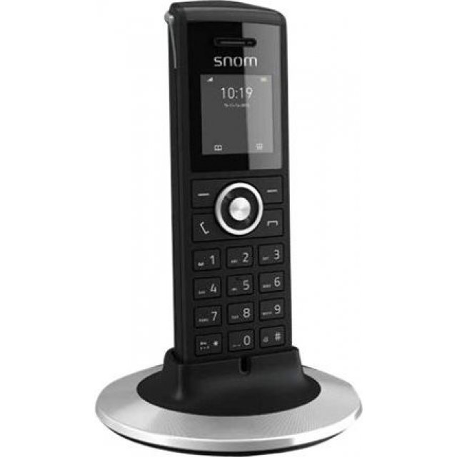 Telefon Snom m25 DECT cordless standard phone with power supply (3987)