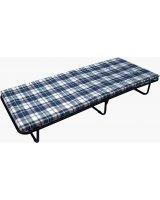 Sulankstoma lova Porta, 80x190 cm, mėlyna