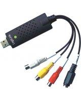 LogiLink Grabber Audio/Video USB 2.0 z oprogramowaniem, VG0001