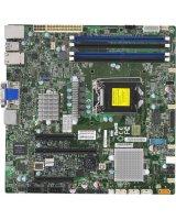 SuperMicro 1XEONV5 C236 64GB DDR4 MATX - MBD-X11SSZ-F-O
