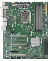 SuperMicro Supermicro Mainboard X11SCA-W Single, MBD-X11SCA-W-O