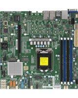SuperMicro Supermicro X11SCM-F 1151 C246 DDR4 MATX/VGA 2XGBE 6XSATA3 M.2 RETAIL IN, MBD-X11SCM-F-O