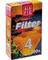 Orion Filtry do kawy / filtr nr 4 - 100 szt. uniwersalny, IN-4/100