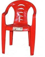 Ołer Garden Fotelik dziecięcy plastikowy Tola czerwony