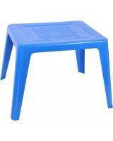 Ołer Garden Plastikowy stolik dziecięcy Lolek niebieski
