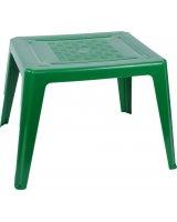 Ołer Garden plastikowy stolik dla dzieci, zielony (16086420)
