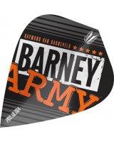 Target Część zamienna Target piórka Barney Army 334340 334340 multikolor