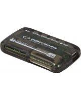 Czytnik Esperanza EA117 USB 2.0 (E5905784768618), E5905784768618(EA117)