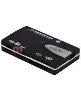 Czytnik Esperanza EA129 USB 2.0 (E5905784769950), E5905784769950(EA129)