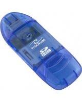 Czytnik Titanum TA101B USB 2.0, E5901299901144(TA101B)