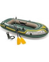 Intex Ponton Seahawk 2 set 236 x 114 cm (68347NP), 6941057463476