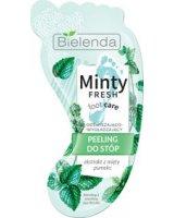 Bielenda Bielenda Minty fresh foot care Peeling do stóp 10g uniwersalny, 3960-uniw