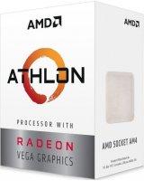 Procesor AMD Athlon 200GE, 3.2GHz, 4 MB, BOX (YD200GC6FBBOX)
