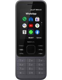 Telefon komórkowy Nokia 6300 4G Light Charcoal, 13094-uniw