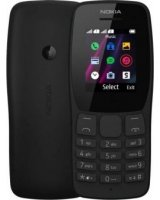 Telefon komórkowy Nokia 110 (2019) Dual Sim Czarny, TELAOTELNOK00010