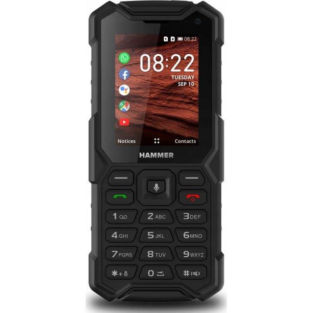 Telefon komórkowy myPhone Hammer 5 Smart Dual SIM czarny, Hammer5