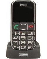Telefon komórkowy Maxcom MM 461 BB Czarny, MAXCOMMM461BB