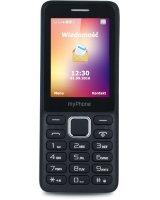 Telefon komórkowy myPhone 6310 Czarny, 5902052866540