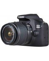 Lustrzanka Canon EOS 2000D + 18-55 mm f/3.5-5.6 IS II, 2728C003AA