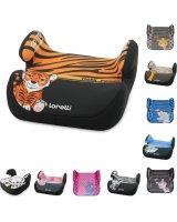 Fotelik samochodowy Fotelik samochodowy Lorelli Topo Comf tygrys czarno-pomarańczowy 15-36 kg