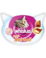 Whiskas ANTI-HAIRBALL 50G - ODKŁACZACZ, 254262