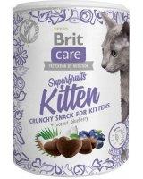 Brit Care Cat Snack Superfruits Kitten 100g, 87120