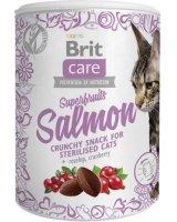 Brit Care Cat Snack Superfruits Salmon 100g, 87122