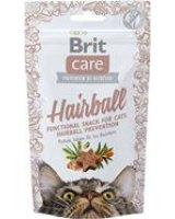 Brit Care Cat Snack Hairball 50g, 87119