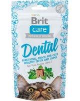 Brit Przysmak dla kota DENTAL 50g, 87117