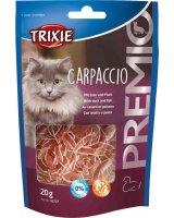 Trixie Przysmak PREMIO Carpaccio z kaczką i dorszem, 20 g (TX-42707)