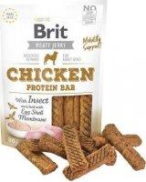 Brit BRIT MEATY JERKY Protein Bar Chicken Smakołyki KURCZAK 80g, BRIT-JERKY-05-80