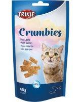 Trixie Przysmak Crumbies z łososiem i tauryną, 60 g, TX-42671