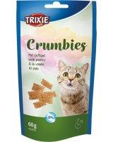 Trixie Przysmak Crumbies z drobiem i tauryną, 60 g, TX-42672