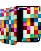 Pokrowiec Alogy Etui Alogy Smart Case PocketBook Touch 631 Wzory geometryczne, 29447-uniw
