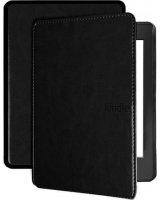 Pokrowiec Alogy Etui do Kindle Paperwhite 4 z paskiem czarne, 33925-uniw
