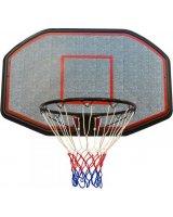 Enero Tablica do koszykówki 109x71cm Enero + obręcz 45cm