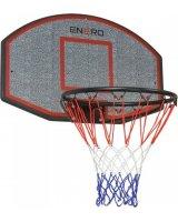 Enero Tablica do koszykówki 71x45cm + obręcz 40cm (1024387)