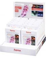 Taśma LED Hama TAŚMA LED USB ZE ZINTEGROWANYM STEROWNIKIEM, RGB, 1M, DISPLAY 12 SZT., 000123440000