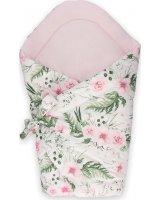 Lufcik Dwustronny rożek niemowlęcy Garden Rose, 2000000319100