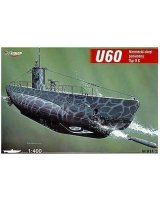 Mirage Okręt Podwodny 'U60' U-BOOT, 266907