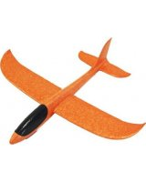 GPX Extreme Szybowiec z dwoma trybami latania (rozpiętość 480mm) - Pomarańczowy, 702T-ORG