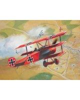 Revell REVELL Fokker Dr. 1 (04116)