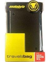 Snakebyte Nintendo Snakebyte Travel Bag - Tasche für Nintendo 3DS XL , schwarz, SB908774